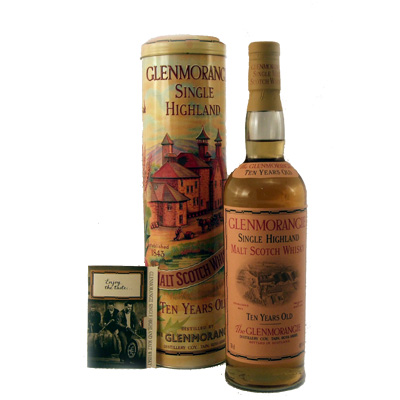 Glenmorangie 10 Year old with Limited ...