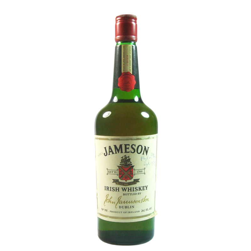 Jameson Irish Whiskey Seventies Bottling