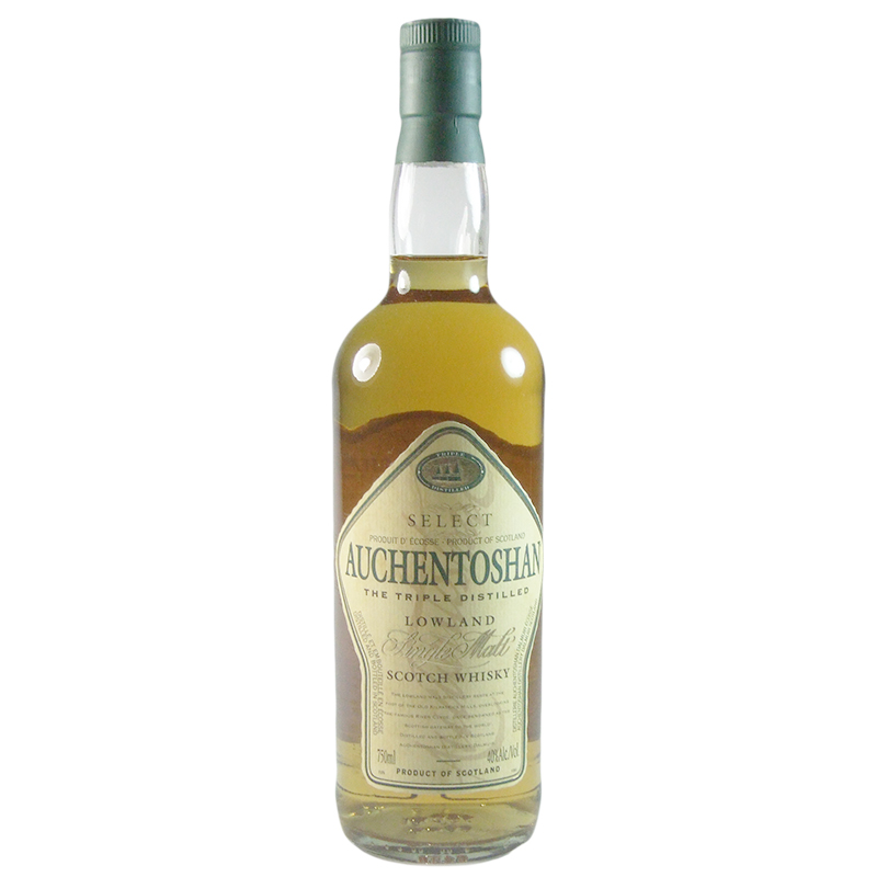 Auchentoshan Select, Nineties Bottling for French Market