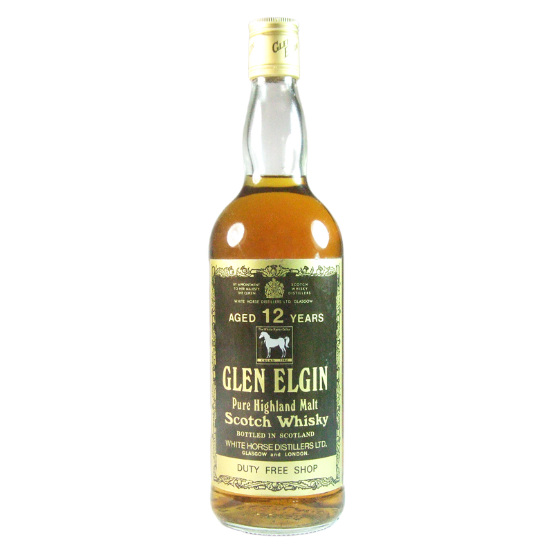 Glen Elgin 12 Year Old, Bottled for the Duty Free Market