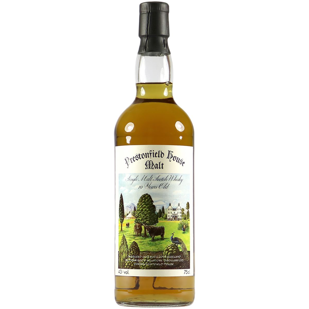 Glen Garioch 10 Year Old, Prestonfield House Malt | The Whisky Vault