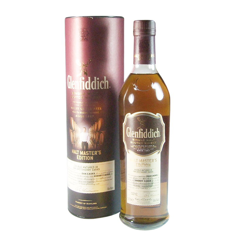 Glenfiddich Malt Master's Edition, Double Matured | The Whisky Vault