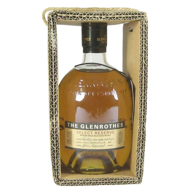 Glenrothes Select Reserve with Box