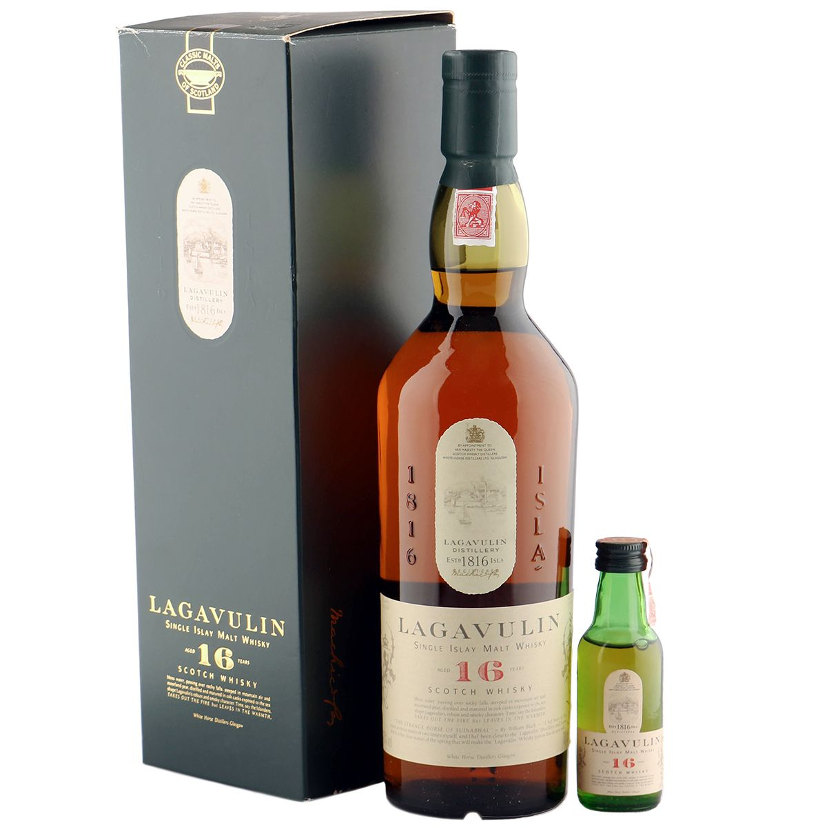 Lagavulin 16 Year Old, White Horse Distillers | The Whisky Vault