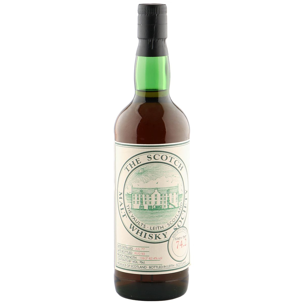 North Port 1977 16 Year Old, SMWS 74.2 | The Whisky Vault