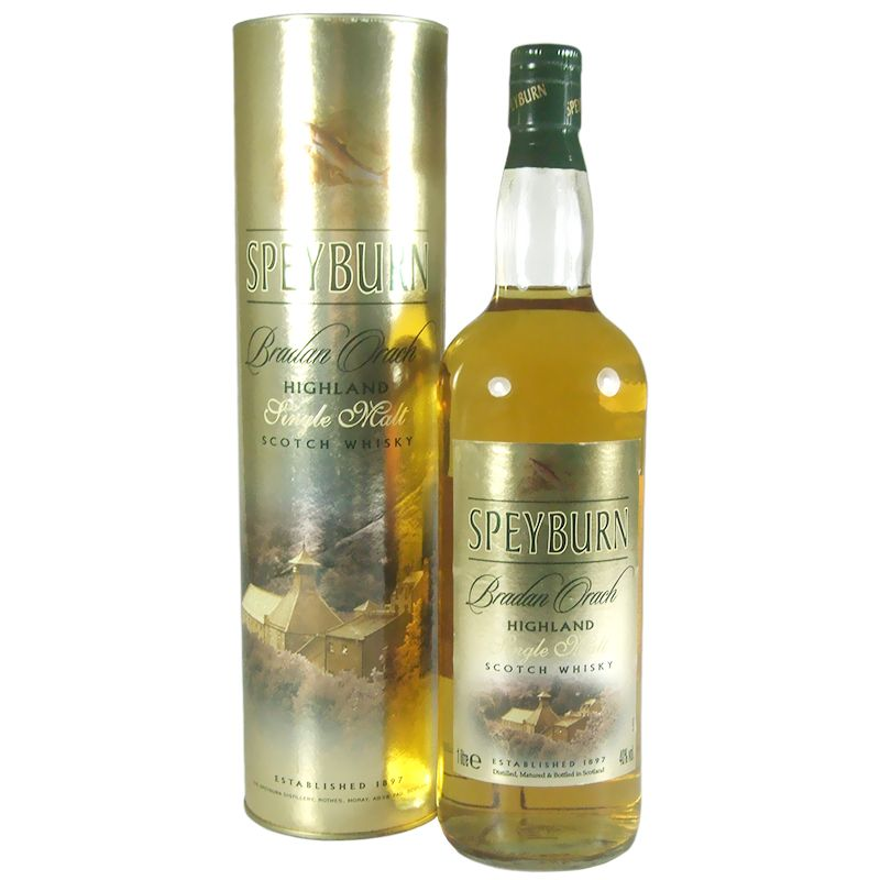 Speyburn Bradan Orach, Litre Bottling with Tube