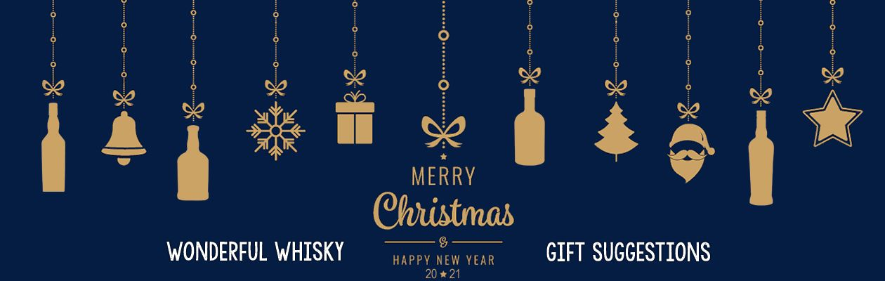 Christmas Whisky Gifts