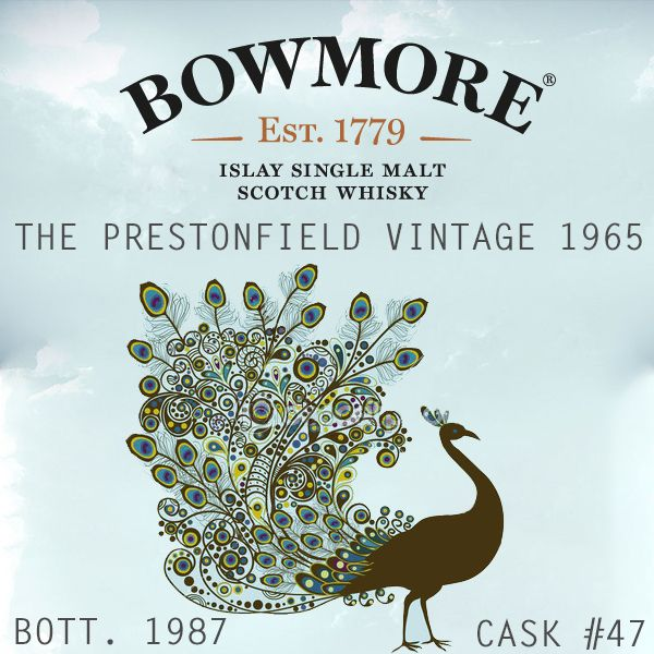 Bowmore 1965 Prestonfield