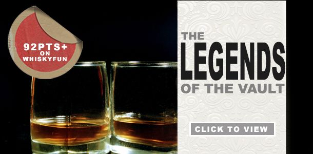 Whisky Vault Legends