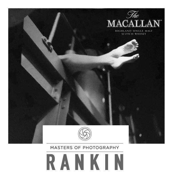 Macallan 30yo Masters of Photography Rankin