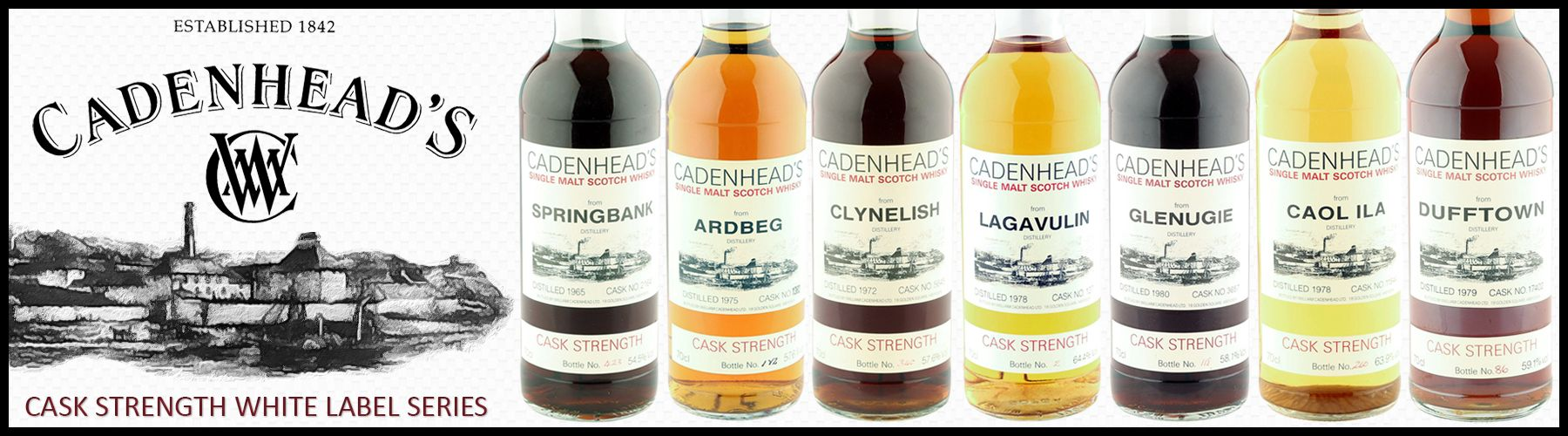 Cadenhead Cask Strength