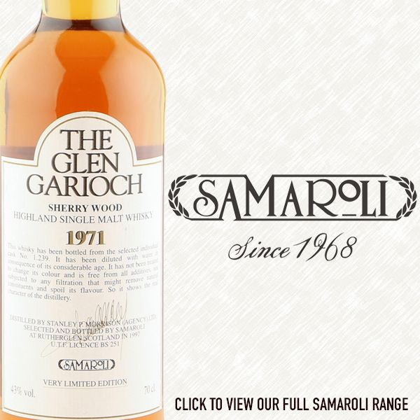 Samaroli Scotch Whisky